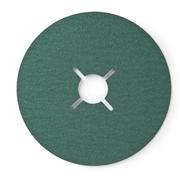 Immagine di Disco in fibra corindone con refrigerante AB3080