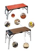 Immagine di DOUBLE TABLE - tavolo da lavoro e trabattello