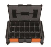 Immagine di Blister 18 divisioni  per cassetta piccola MULTI BOX