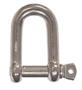 Immagine di Grillo dritto in acciaio inox, AISI 314/316, certificato CE
