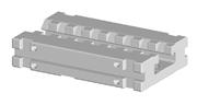 Immagine di Modulo di prolunga per morsa modulare