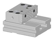 Immagine di Modulo di prolunga con portaganascia per morsa modulare